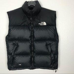 NORTH FACE vintage Nuptse 700 fill vest | large